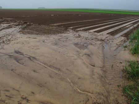 Alerte coulées de boue !