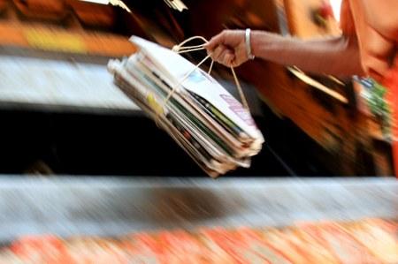 Préparer vos papiers-cartons pour la collecte