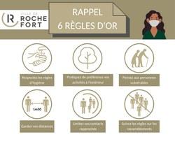 RAPPEL Covid-19
