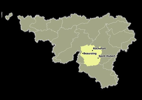 Localisation Lesse