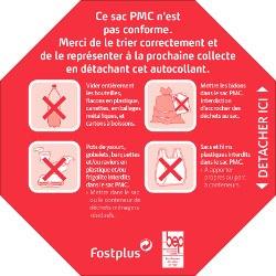 PMC Main Rouge Exterieur mini