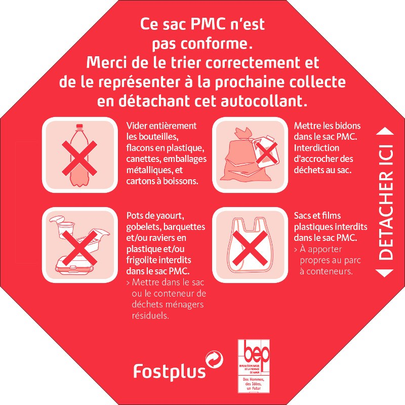 PMC Main Rouge Exterieur