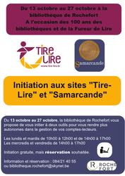 Formation Tire-Lire VS Samarcande
