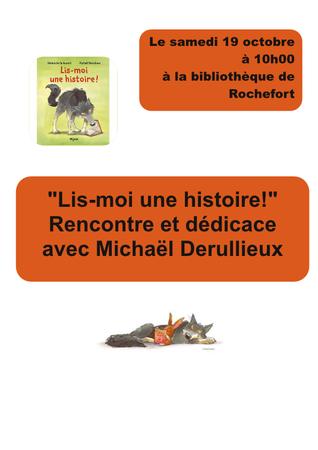 Rencontre et dédicace avec Michaël Derullieux